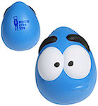 Mood Maniac Wobbler Stressed Stress Balls